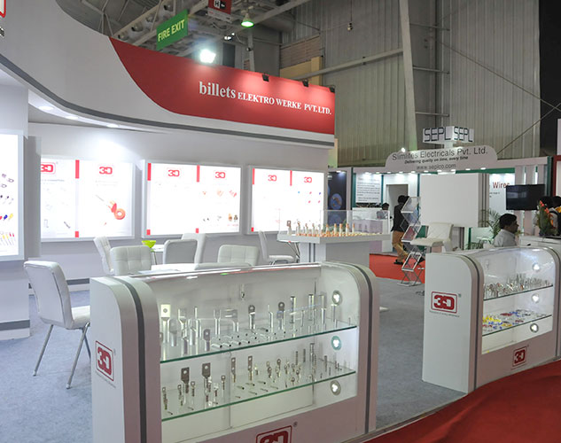 Billets Elektro Werke Pvt. Ltd., Elecrama - Bangalore 2016