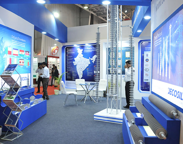 Deccan Enterprises Limited, Elecrama, Bangalore 2016