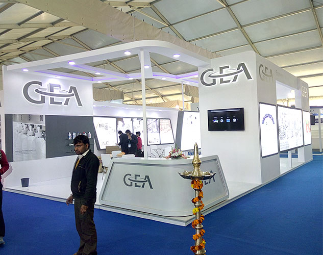 GEA, Dairy Conference - Karnal 2016