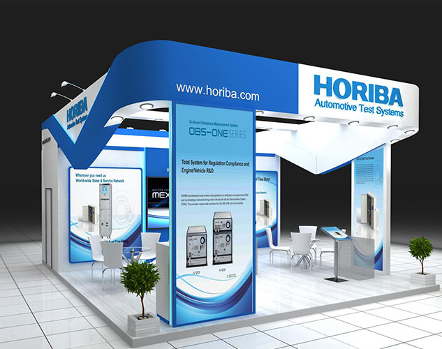 Horiba, Automotive Testing Expo - Pune 2016