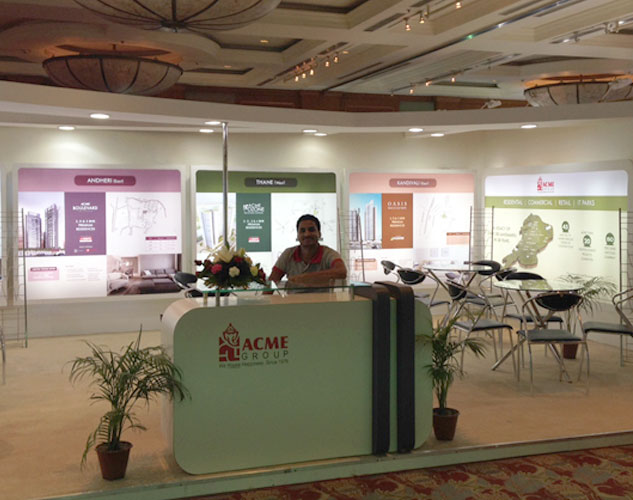 ACME Group, Times Property Expo, Mumbai, 2015