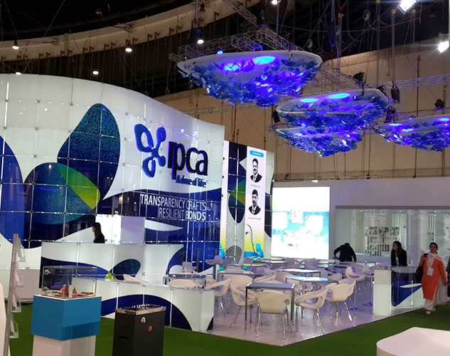 Ipca, CPhI Worldwide, Madrid 2015