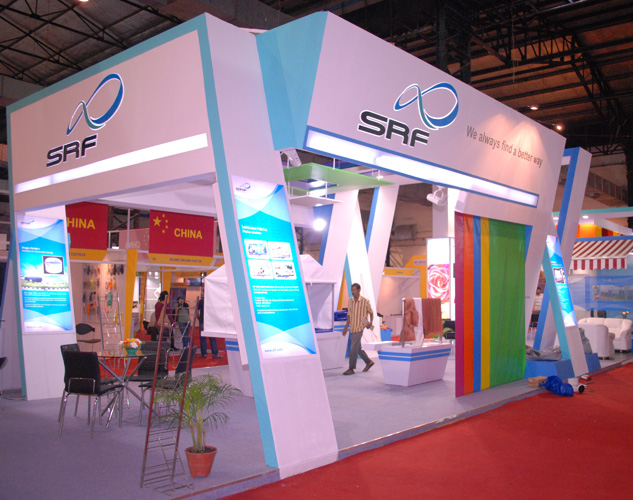 Exhibition Stand Guidelines : Custom built stall designs for heimtextil india