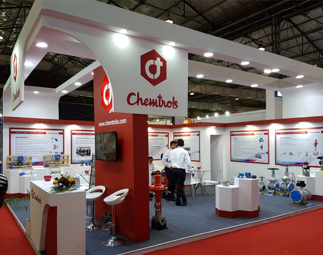Chemtrols, Automation Expo, Mumbai 2016