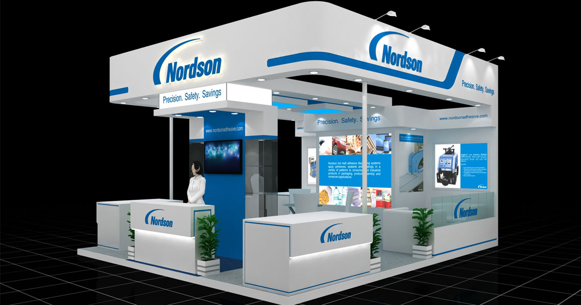 Nordson, Indiapack Pacprocess, Delhi, 2017
