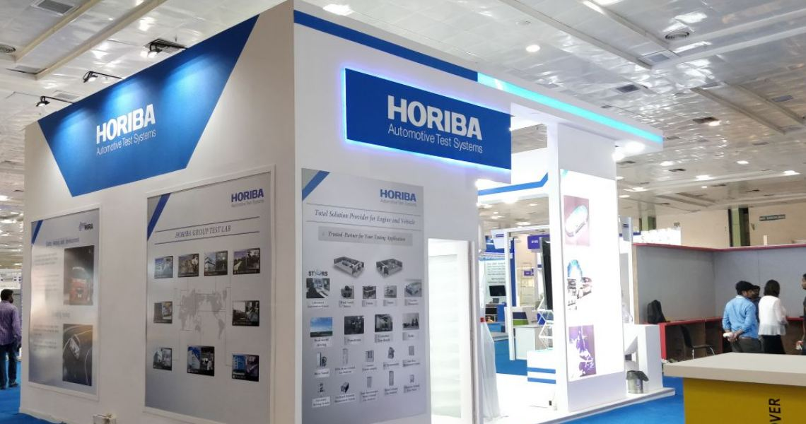 Horiba, Automotive Testing Expo, Chennai, 2018