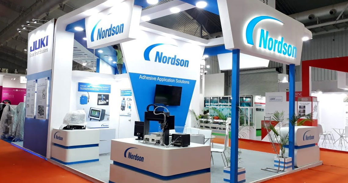 Nordson ADS, Productronica, Bengaluru, 2018