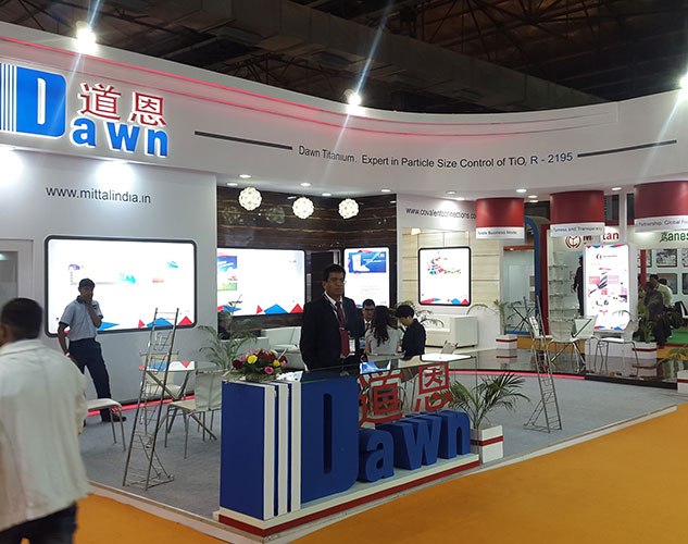 Covelent, Paintindia, Mumbai 2016