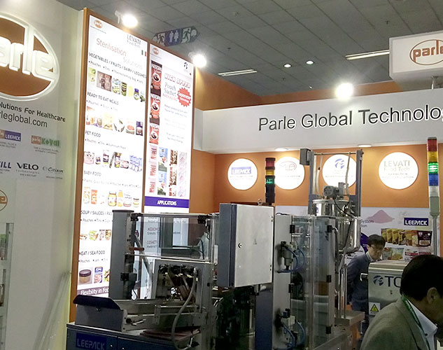 Parle, Pack Expo, Delhi 2015