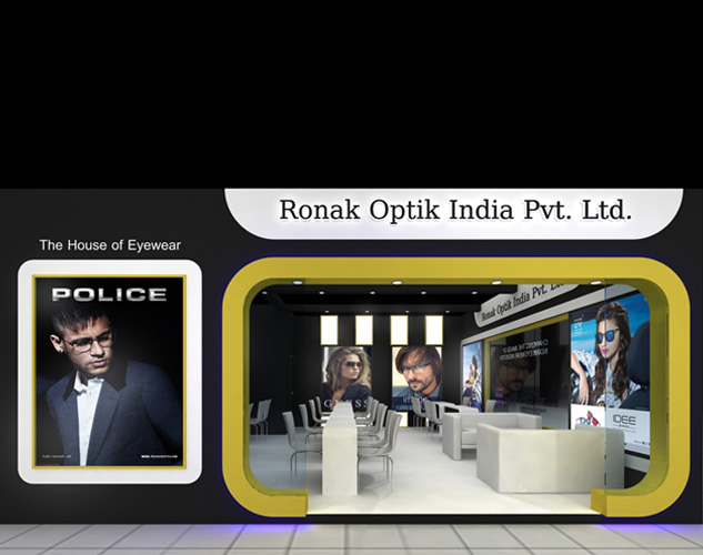 Ronak Optik Pvt. Ltd., IIOO Expo, Chennai 2016