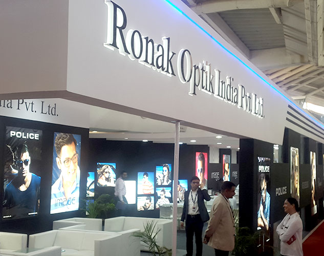 Ronak Optik, Optic India, Mumbai 2016
