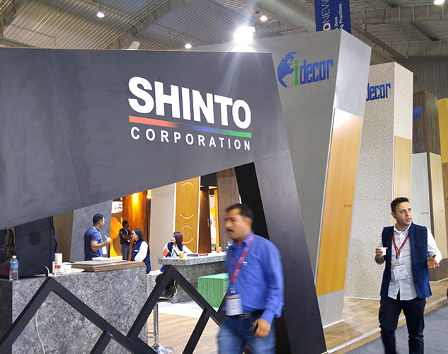 Shinto Corporation, India Wood, Bangalore 2016