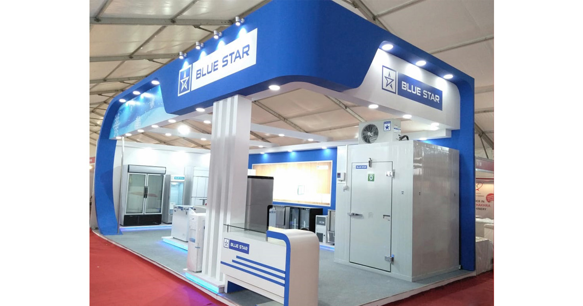 Blue Star, Food Tech, Kolkata, 2018