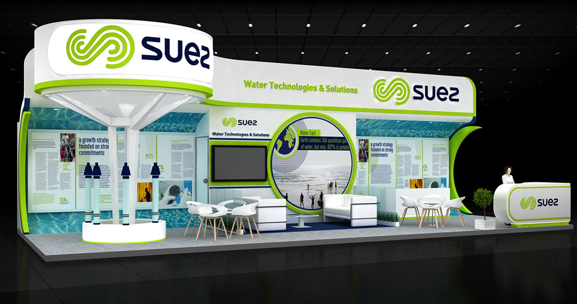 Suez, IFAT India, Mumbai, 2018