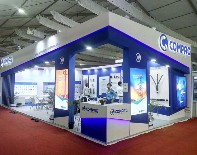 Exhibition Stall Design Agency In Vadodara : Black pepper portfolio
