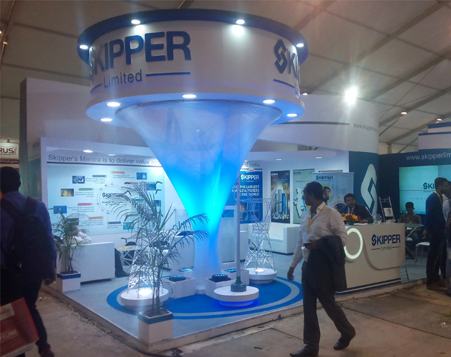 Skipper Ltd., Switch Global, Vadodara 2016