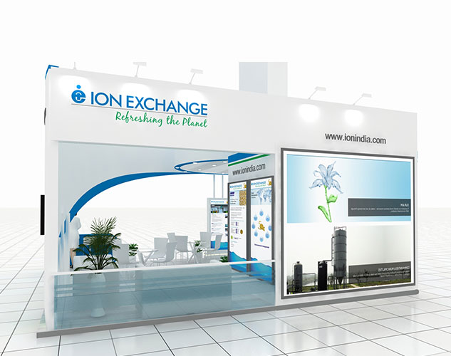 Ion Exchange, IFAT, Mumbai 2015