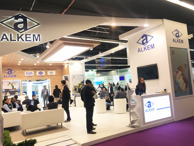 Alkem, CPhI, Worldwide, Frankfurt, Germany, 2017