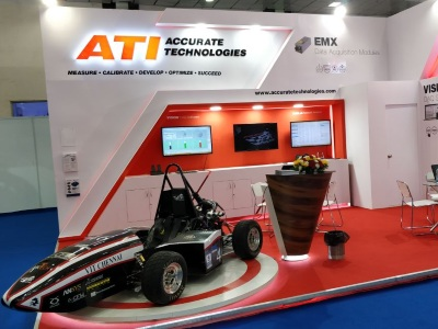 ATI, Automotive Testing Expo, Chennai, 2018