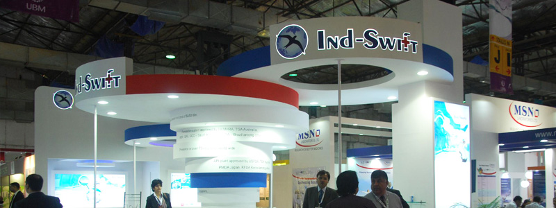 Ind-Swift, CPhI, India, Mumbai, 2011