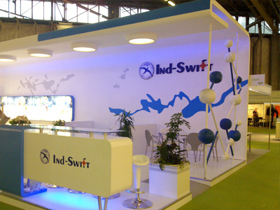 Ind-Swift, CPhI, France, Paris, 2010