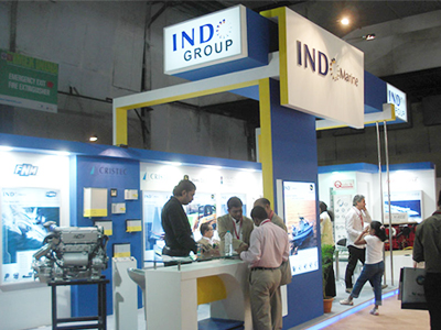 Indo Group, Inmex, Mumbai, 2009