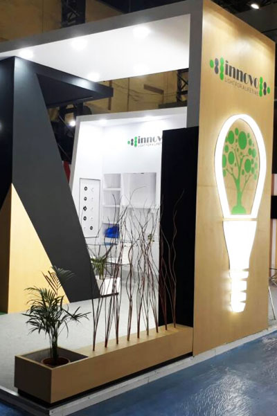 Innovo, LED Expo, Mumbai, 2017