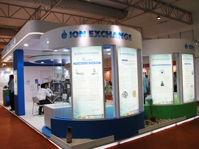 Ion Exchange, P-MEC India, Mumbai, 2012
