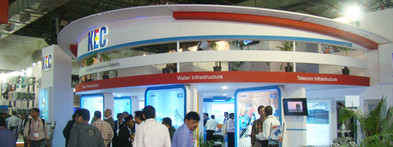 KEC International Limited, Elecrama, Mumbai, 2012