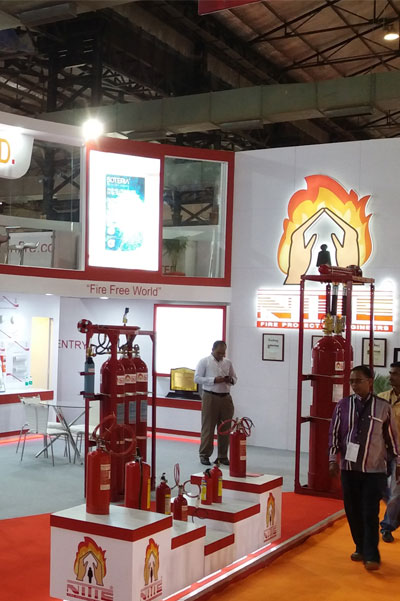 Nitin Fire, Fire & Safety India,	Mumbai, 2017