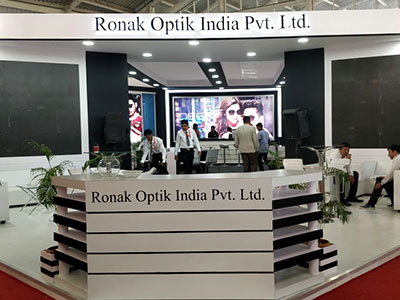 Ronak Optik, Optics India, Mumbai, 2018