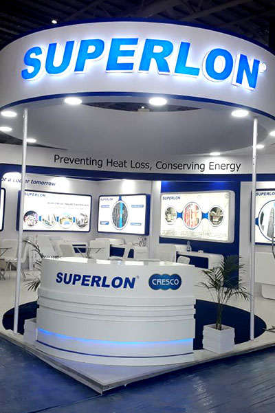 Superlon, Acrex, Bangalore, 2018