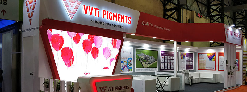 VVTi Titanium, Paint India, Mumbai, 2018