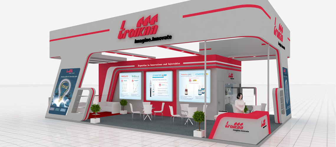 Free 3d Exhibition Stand Design : D exhibition stand design
